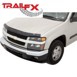 TrailFX® 8457 Hood Protector Bug Shield | 04-12 Chevy Colorado