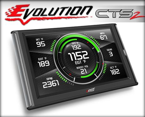 Edge Products Evolution CTS2 85450 Performance Tuner 98-19 GAS ENGINE Trucks