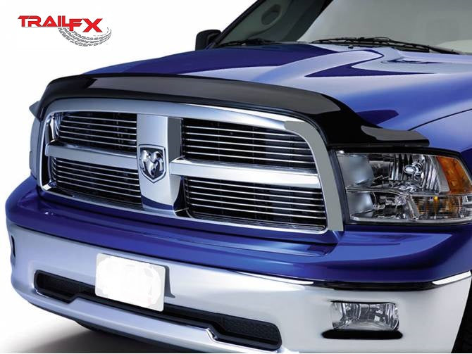 TrailFX® 8712 Hood Protector Bug Shield | 09-18 Dodge RAM 1500