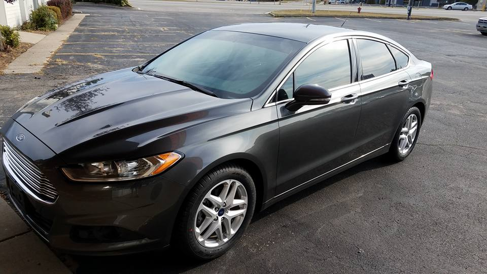Grand Rapids Professional Window Tinting | 4 Door Sedan-AutoAccessoriesGuru.com