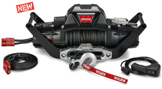 WARN ZEON 10-S Multi-Mount Winch 100' Synthetic 10,000lb - 90360