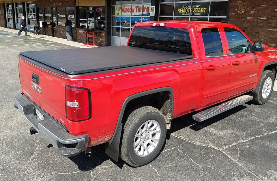 Extang Trifecta 2.0 | Chevy Silverado 2500/3500 6.5' Bed 15-19 | 92450
