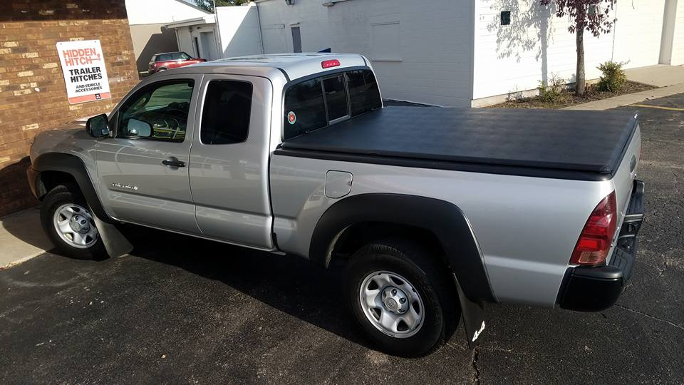 Fits Tacoma 6 Ft Extang 92870 Trifecta 2 0 Folding Tonneau Cover
