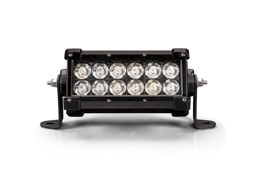 "WARN Industries-93935-Warn WL Series 6"" LED Light Bar - Flood WARN 93935-AutoAccessoriesGuru.com"