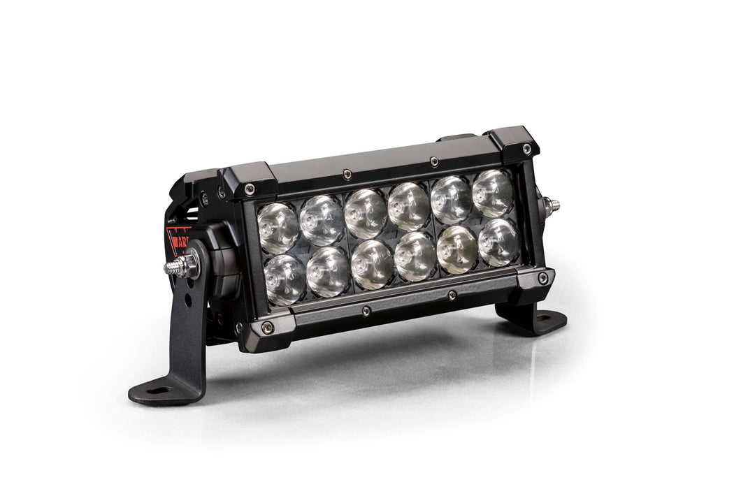 "Warn WL Series 6"" LED Light Bar - Flood WARN 93935"