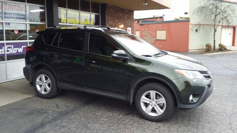 TINT:  4-Door SUV/Station Wagon ($50-$299)