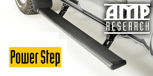 Ford Transit 15-19 Amp Research PowerStep™ Running Boards 76259-01A