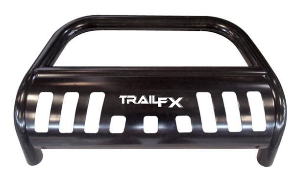"TrailFX® B0033B 3"" Black Powder Coated Bull Bar 
