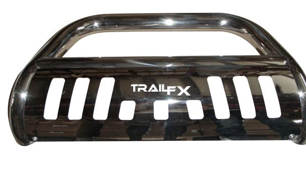 TrailFX® B0033S Stainless Steel Bull Bar | 07-17 Cadillac Escalade & ESV