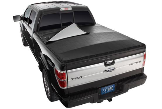 Extang BlackMax Tonneau Cover; Vinyl; 04-12 Colorado/Canyon 6' Bed