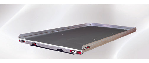 CargoGlide-CG1000-7038-Slide Out Truck Bed Tray 1000 lb capacity 70% Extension 6 Bearings Alum Tie-Down Rails Plywood Deck Fits 6FT Frontier King/Crew Cab and Ford Ranger-AutoAccessoriesGuru.com