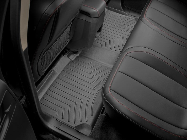 WeatherTech® 443461-442712 GMC Terrain 11-17 BLACK Floor Liners Set