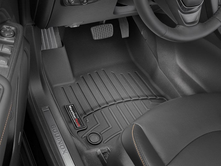 WeatherTech-4411761-WeatherTech® 4411761 Chevy Equinox 2018 BLACK Digital Fit Floor Liners-AutoAccessoriesGuru.com