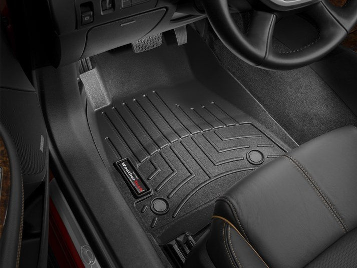 WeatherTech® 445341 Chevy Impala 14-18 BLACK Digital Fit Floor Liners