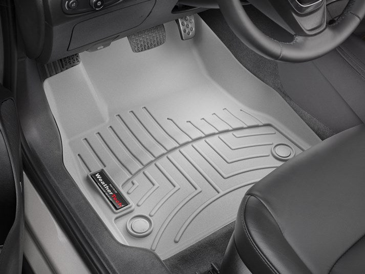 WeatherTech® 469031 Chevy Malibu 16-18 GRAY Digital Fit Floor Liners