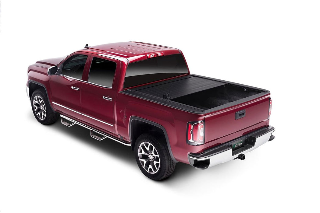 RetraxPRO MX Tonneau | Chevy & GMC Long Bed (14-up) & 2500/3500 (15-up) ** Wide RETRAX Rail **
