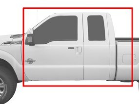 WeatherTech-444261-WeatherTech 444261 BLACK Ford SuperDuty 11-12 (w/ Manual 4x4) FRONT-AutoAccessoriesGuru.com