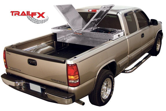 "TrailFX-140601-60"" Gull Wing Truck Tool Box 