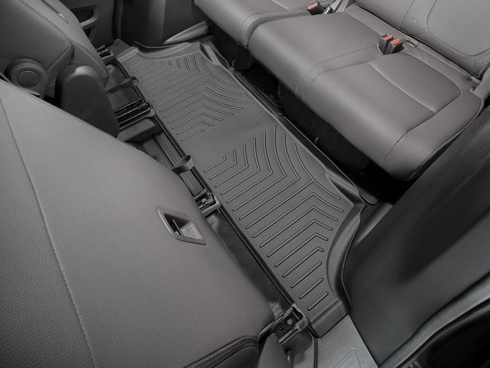 WeatherTech® 441218-1-2-3 Floor Liners 18-19 Honda Odyssey BLACK Full Set