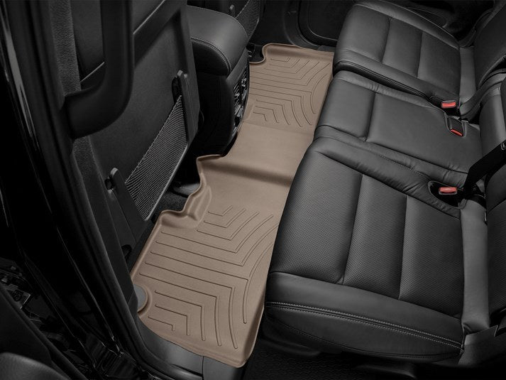 WeatherTech® 459301-453242 Jeep Grand Cherokee 16-18 TAN Full Set