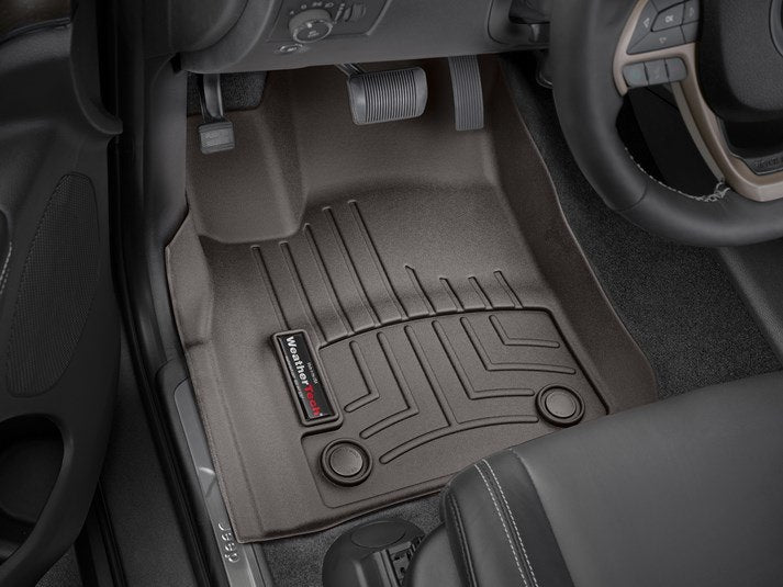 WeatherTech® 479301-473242 Dodge Durango 16-18 COCOA Full Set