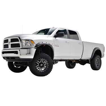 TrailFX Pocket Style Fender Flares | RAM 2500/3500 10-19 | PFFD3004S - Smooth