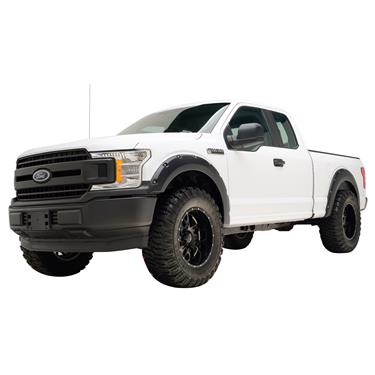 TrailFX Pocket Style Fender Flares | Ford F-150 18-19 | PFFF3006T - Textured