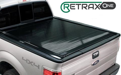 RetraxOne Retractable Truck Bed Cover