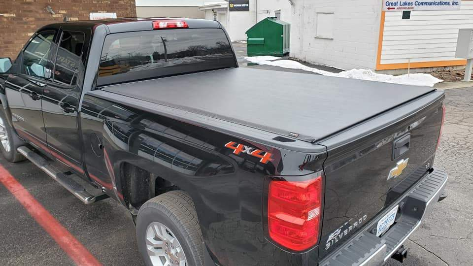 Trailfx Tfx2207 Vinyl Roll Up Truck Bed Cover 19 20 Ram 1500 6 5 Autoaccessoriesguru Com