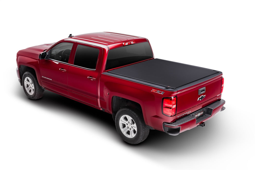 Truxedo-1471501-TruXedo® Pro X15 Tonneau Cover | 07-14 GM Full Size Dually with Bed Caps 8' Bed-AutoAccessoriesGuru.com