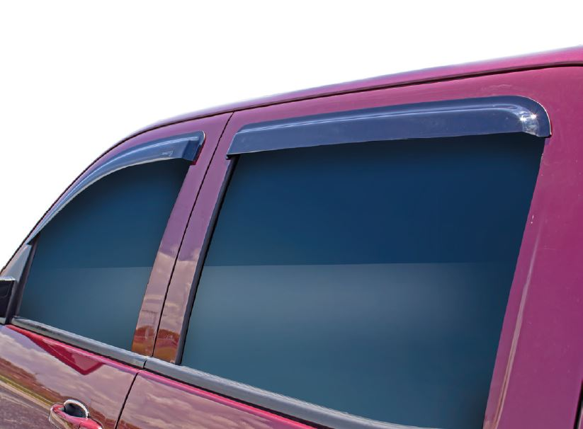 TrailFX 2232 15-19 Chevy Colorado/GMC Canyon | Window Visors 2pc