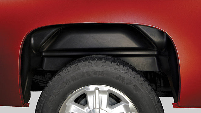 Husky Liners Rear Wheel Well Guards Liners Chevy GMC Ford