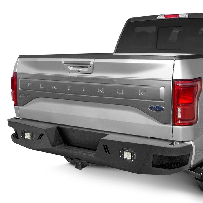 TrailFX® Rear Bumper Light Duty Ford F-150 06-14 # RLDB002TI