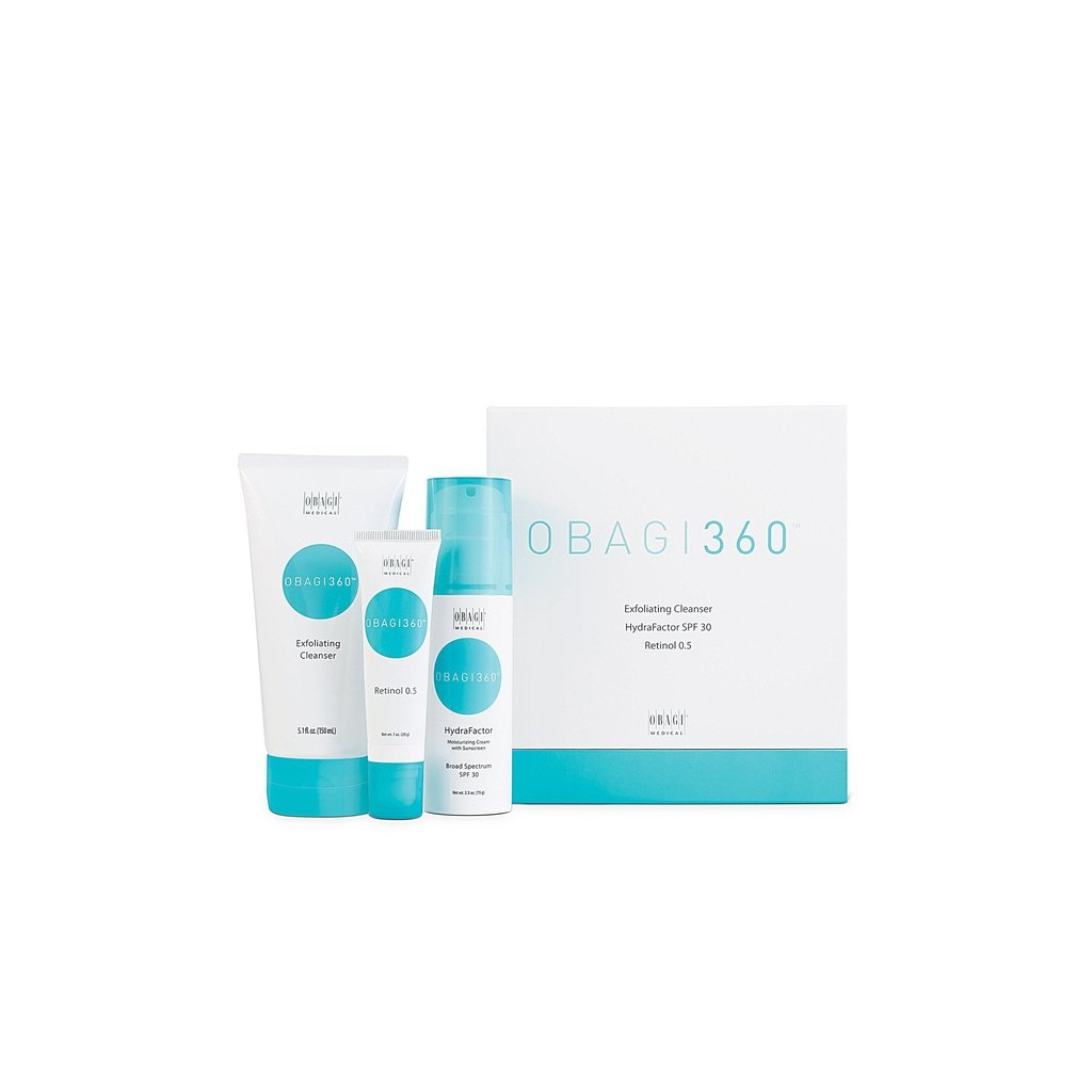 360 System Kit (3 piece)-The Facial Rejuvenation Clinic