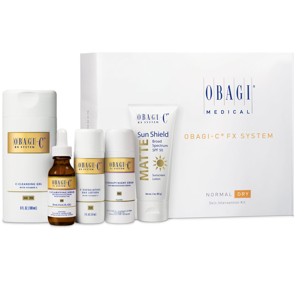 Obagi-C Fx System - Normal to Dry