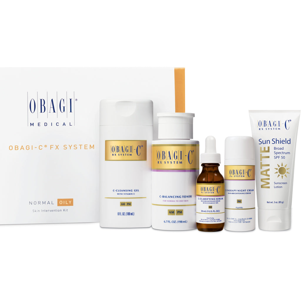 Obagi-C Fx System - Normal to Oily