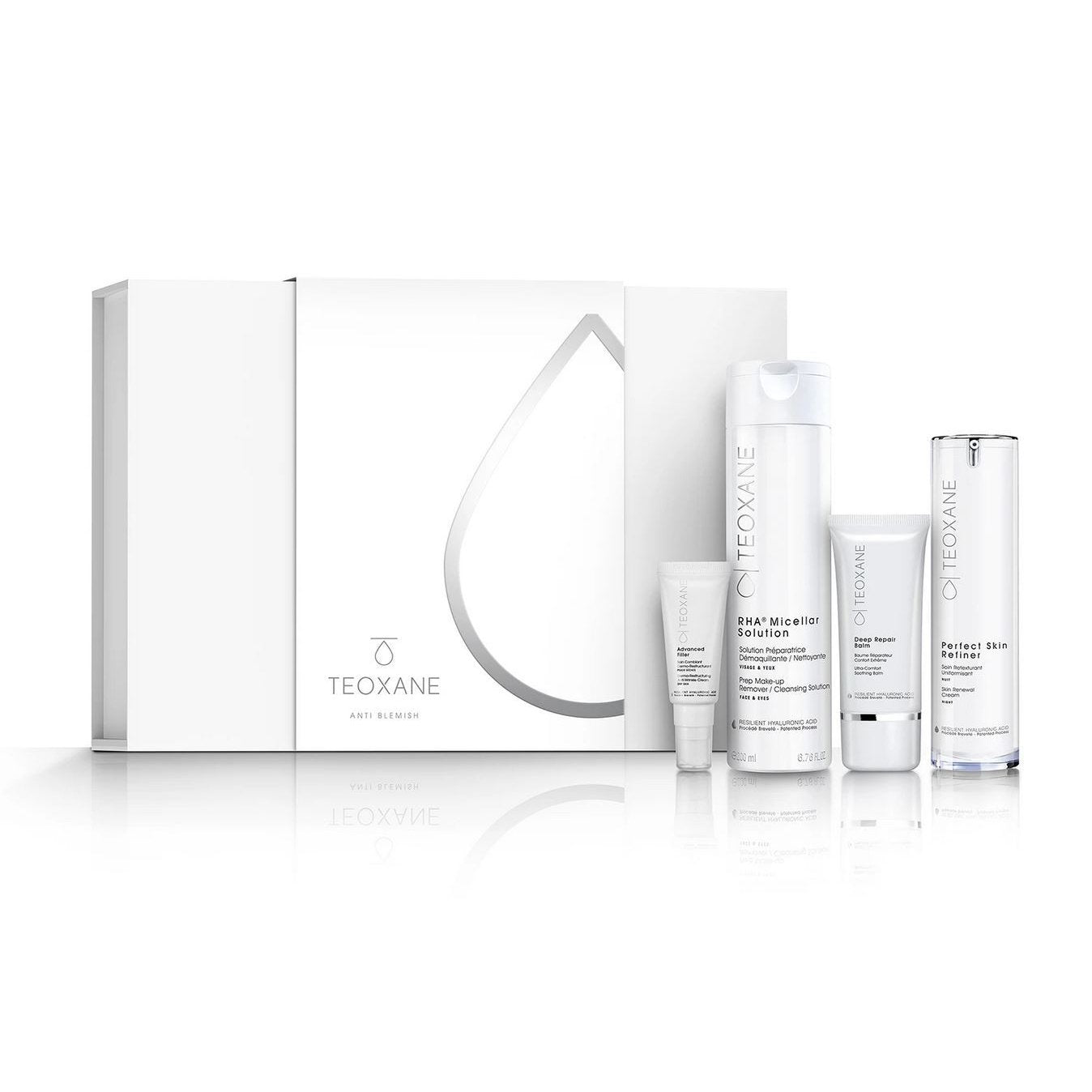 Teoxane Anti Blemish Skincare Collection-The Facial Rejuvenation Clinic