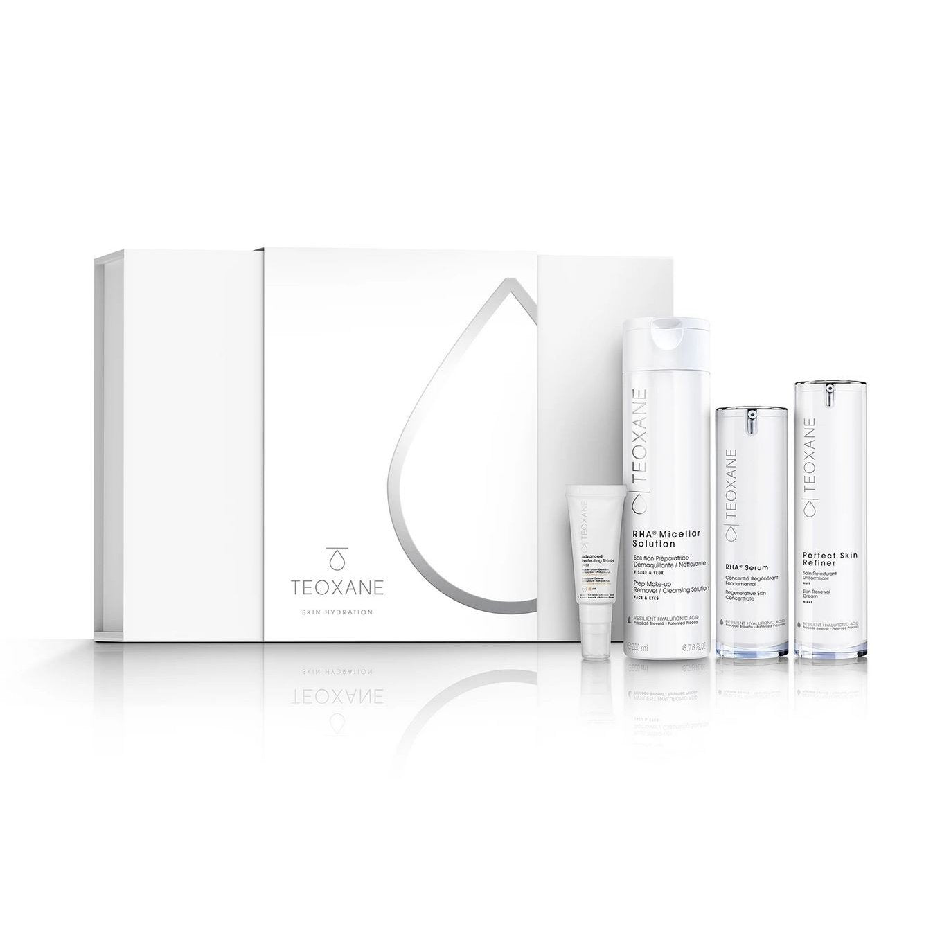 Teoxane Skin Hydration Gift Collection-The Facial Rejuvenation Clinic