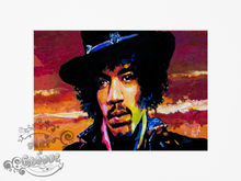 Load image into Gallery viewer, Jimi Hendrix