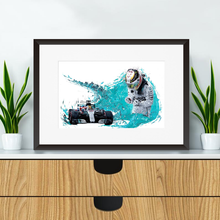 Load image into Gallery viewer, Lewis Hamilton