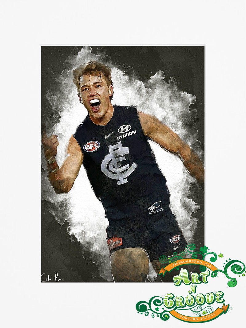 Patrick Cripps Water Colour