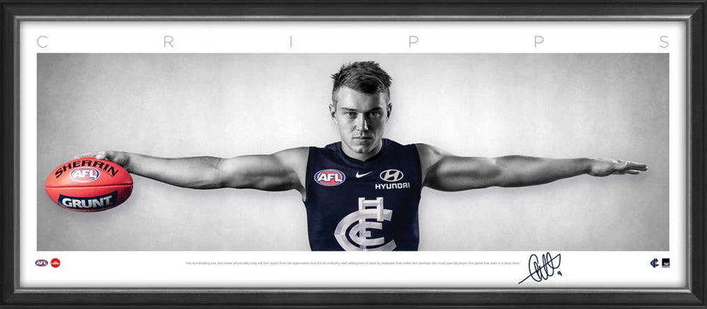 Patrick Cripps Mini Wings