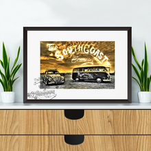 Load image into Gallery viewer, Volkswagen Campervan The Southcoast