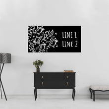 Load image into Gallery viewer, Black & White Paisley - 3 of 3 - All Occasion - Banners - PrintingApes