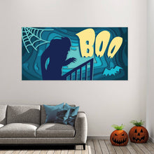 Load image into Gallery viewer, Boo - Halloween - Banners - PrintingApes