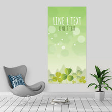 Load image into Gallery viewer, Clovers - All Occasion - Banners - PrintingApes