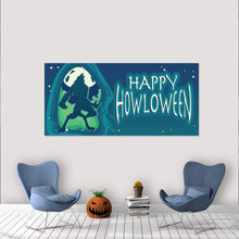 Load image into Gallery viewer, Happy Howloween - Halloween - Banners - PrintingApes