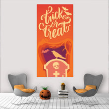 Load image into Gallery viewer, Trick or Treat - Halloween - Banners - PrintingApes