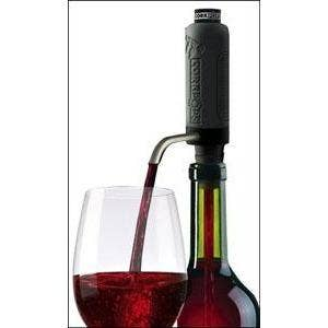 Cork Pops Inc - VinOstream  On Bottle Aerator and Non Drip Dispenser