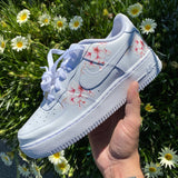 """Cherry Blossom"" Air Force 1"